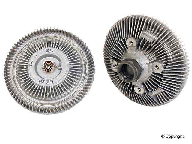 Allmakes - Allmakes Engine Cooling Fan Clutch - WDX 114 29006 538