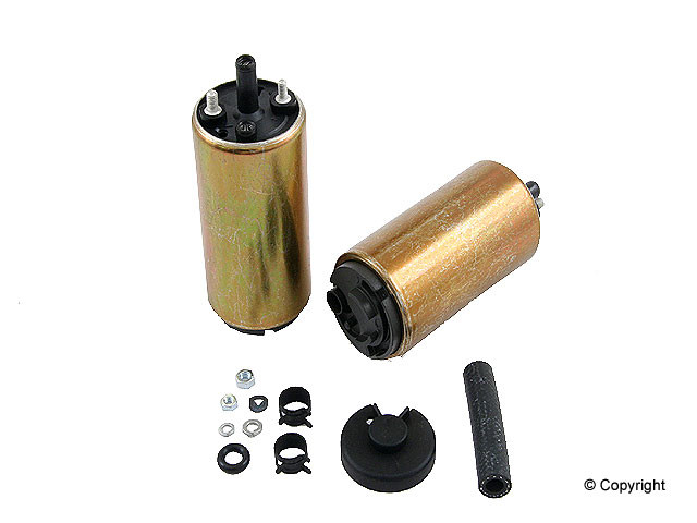 Auto Accessory - Auto Accessory Electric Fuel Pump - WDX 123 32005 552