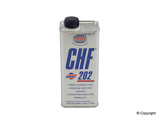 IMC - Pentosin Convertible Top Hydraulic Pump Fluid - IMC 975 54003 348