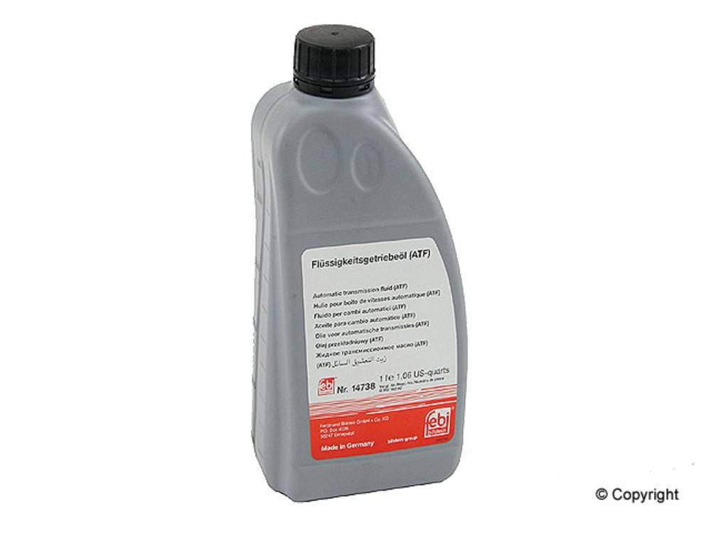 Febi -  Auto Trans Fluid - WDX 973 06002 280