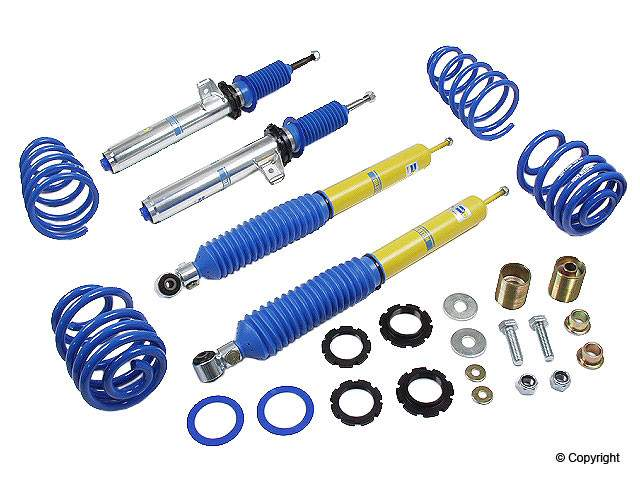 Bilstein PSS - Bilstein PSS Suspension Kit - WDX 992 06002 940