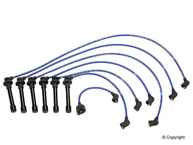 NGK - NGK Spark Plug Wire Set - WDX 737 21040 129