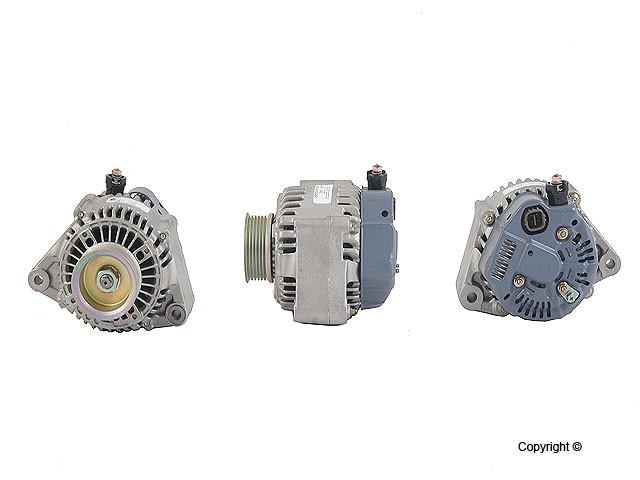 IMC - PPR Remanufactured Alternator - IMC 701 21001 787