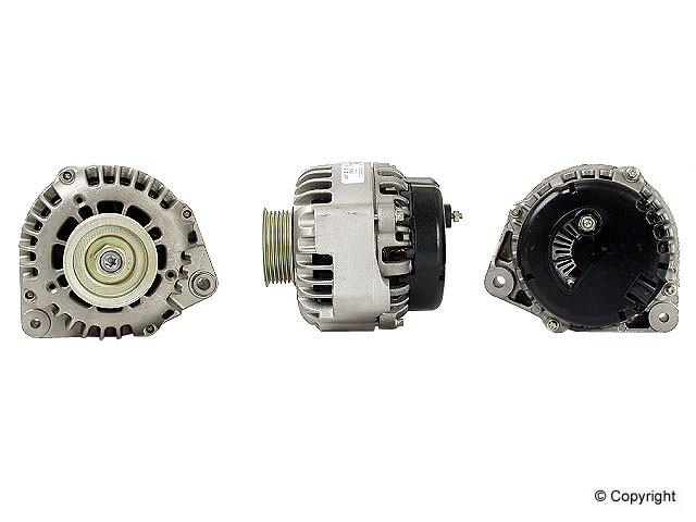PPR Reman - PPR Remanufactured Alternator - WDX 701 21026 787