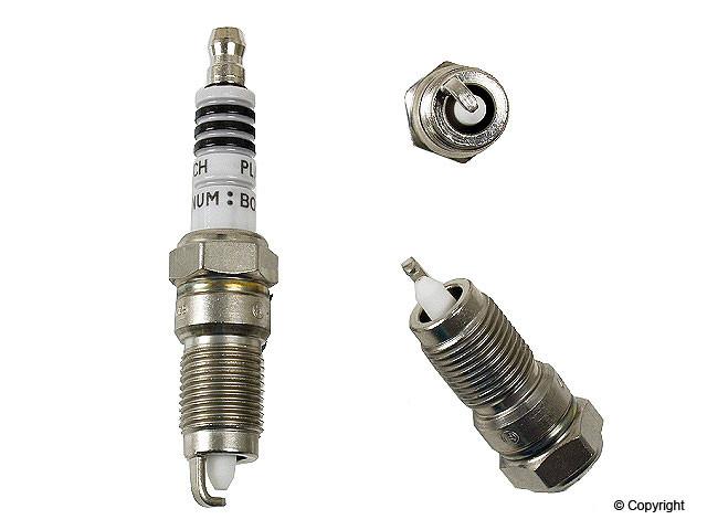 Bosch Platinum Plus - Bosch Platinum Plus Spark Plug - WDX 739 09031 105