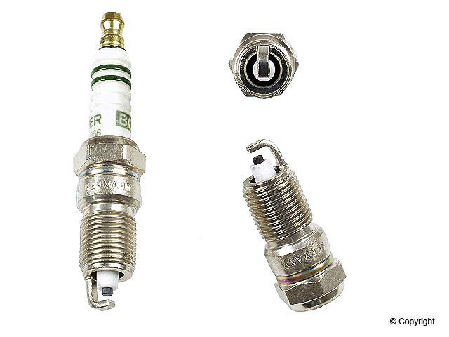 Bosch Super Plus - Bosch Super Plus Spark Plug - WDX 739 09020 108
