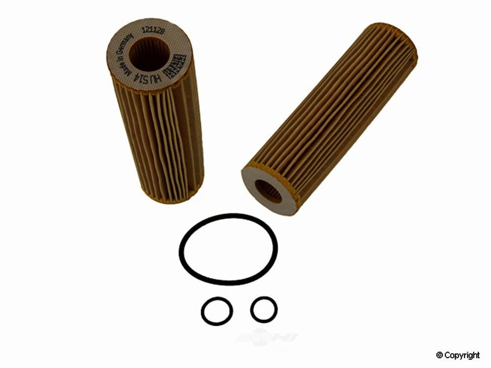 Mann -  Engine Oil Filter - WDX 091 33038 058