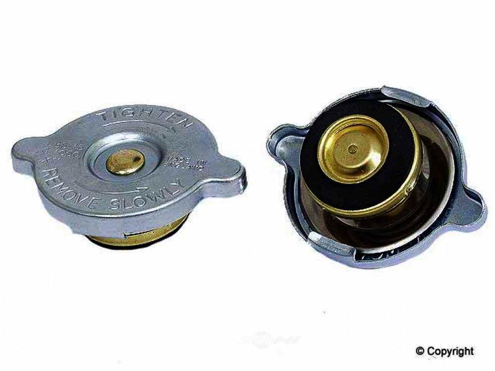 Genuine -  Radiator Cap - WDX 118 26016 001