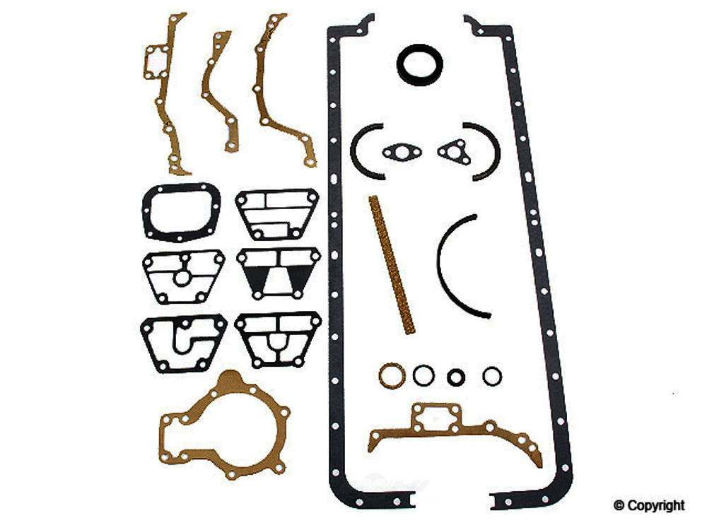 Eurospare -  Engine Cylinder Head Gasket Set - WDX 207 26004 613