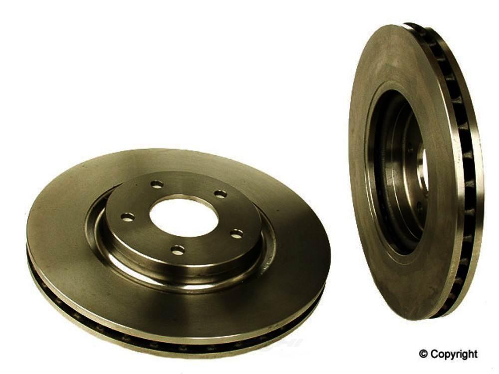Eurospare -  Disc Brake Rotor - WDX 405 26024 613