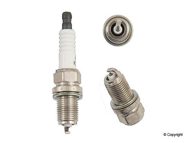 Denso Dbl Platinum - Denso Double Platinum Spark Plug - WDX 739 49002 116