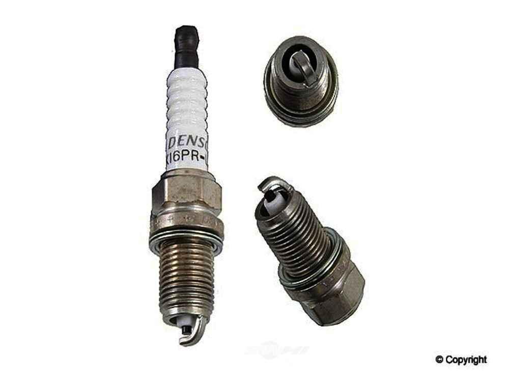 Denso -  Regular Resistor Spark Plug Spark Plug - WDX 739 37002 119