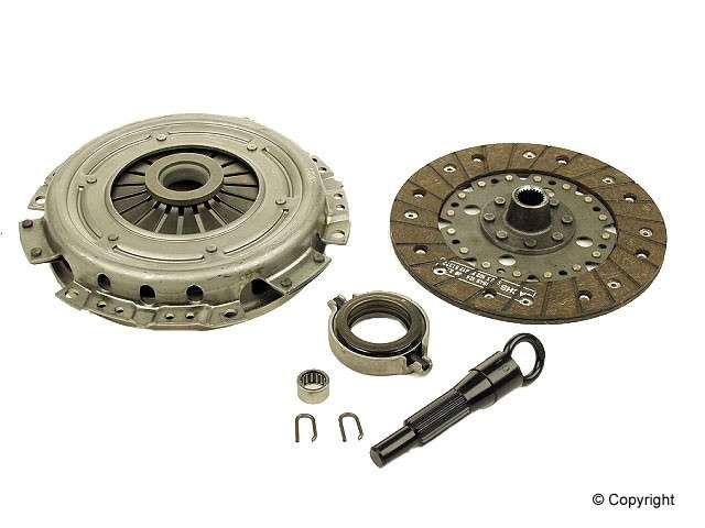 Amortex - Amortex Clutch Kit - WDX 150 54065 541