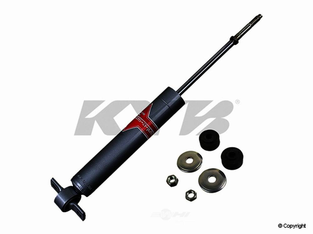 KYB -  Gas-A-Just Shock Absorber Shock Absorber (Front) - WDX 382 09149 422