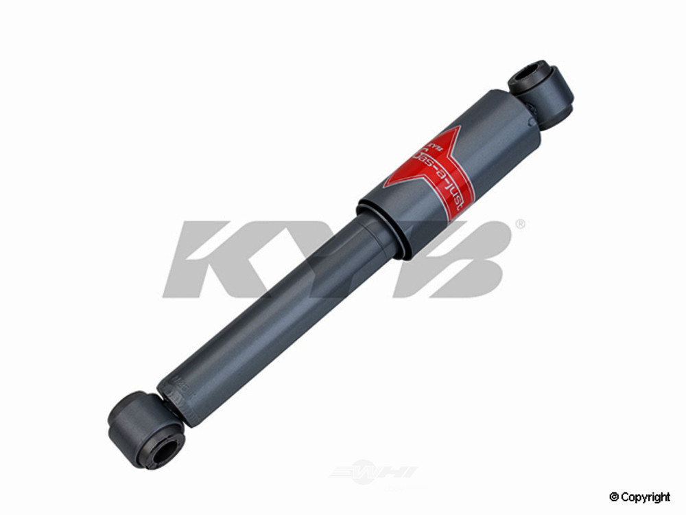 KYB -  Gas-A-Just Shock Absorber Shock Absorber - WDX 382 27019 422