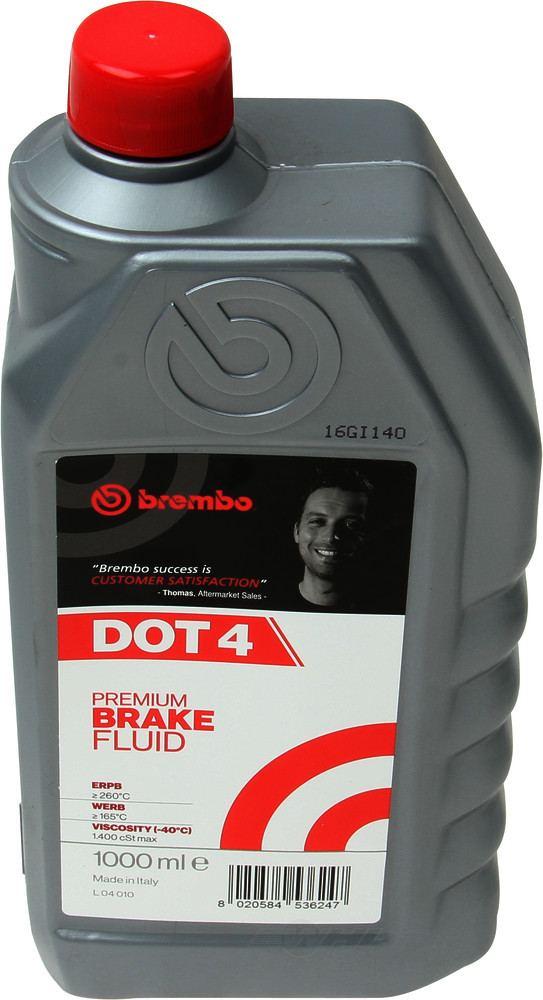 Brembo -  Brake Fluid - WDX 974 99010 253