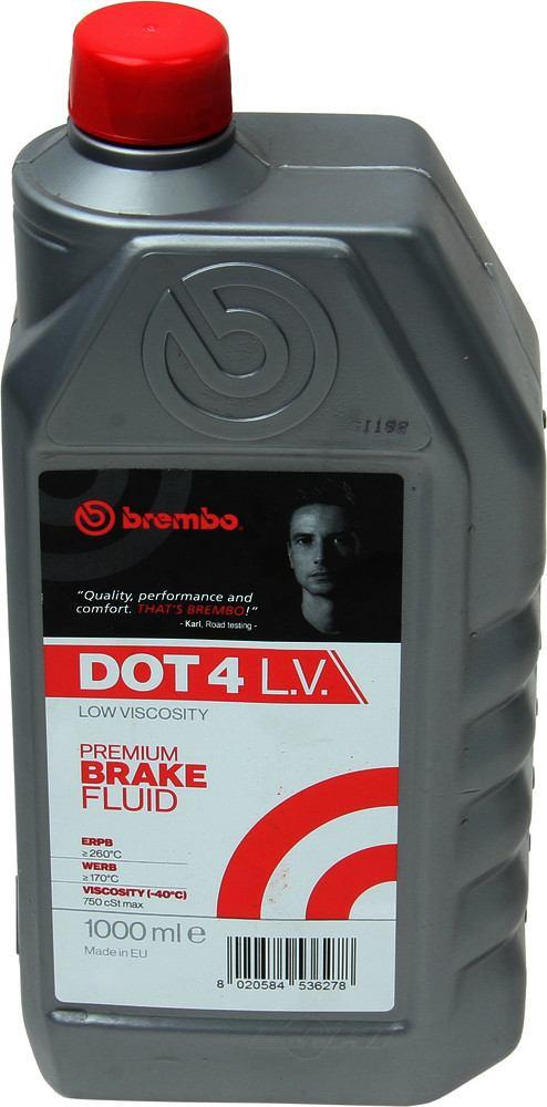 Brembo -  Brake Fluid - WDX 974 99012 253
