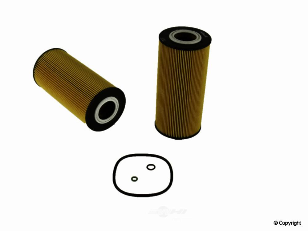 Purflux -  Engine Oil Filter - WDX 091 33024 172