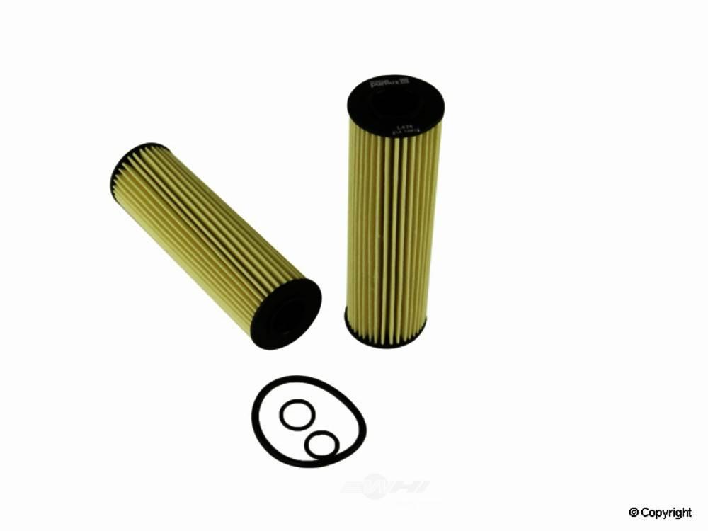 Purflux -  Engine Oil Filter - WDX 091 33038 172