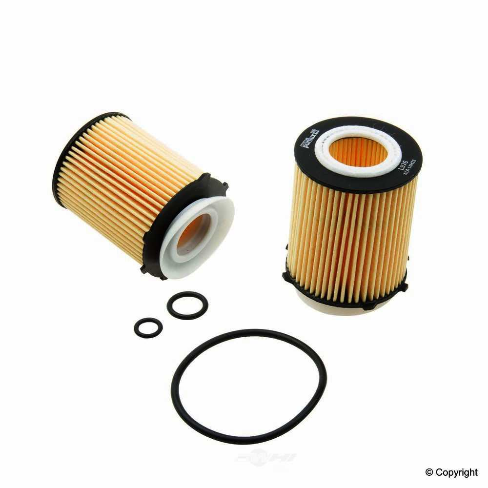 Purflux -  Engine Oil Filter - WDX 091 33042 172
