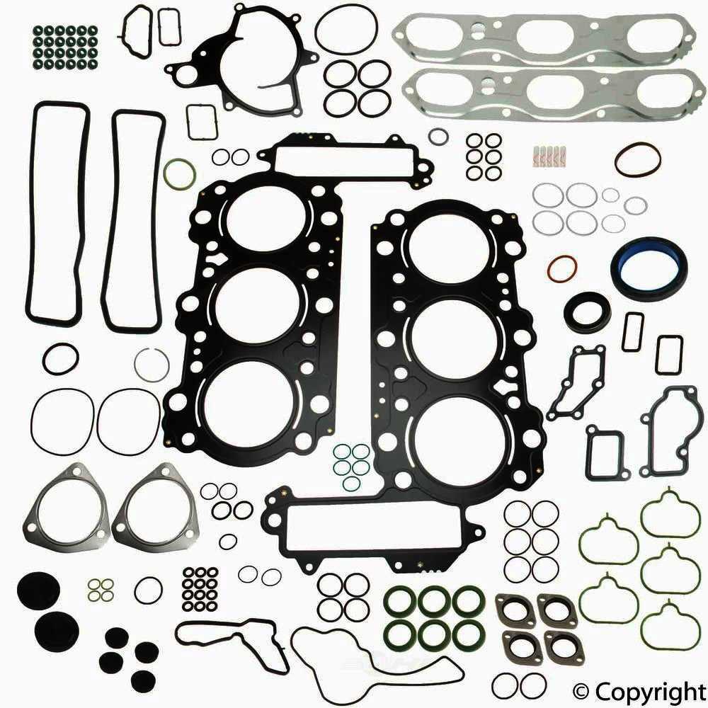 OE -  Supplier Engine Gasket Set Engine Gasket Set - WDX 205 43024 066