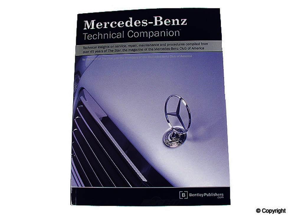 Bentley -  Repair Manual Repair Manual - WDX 989 33001 243