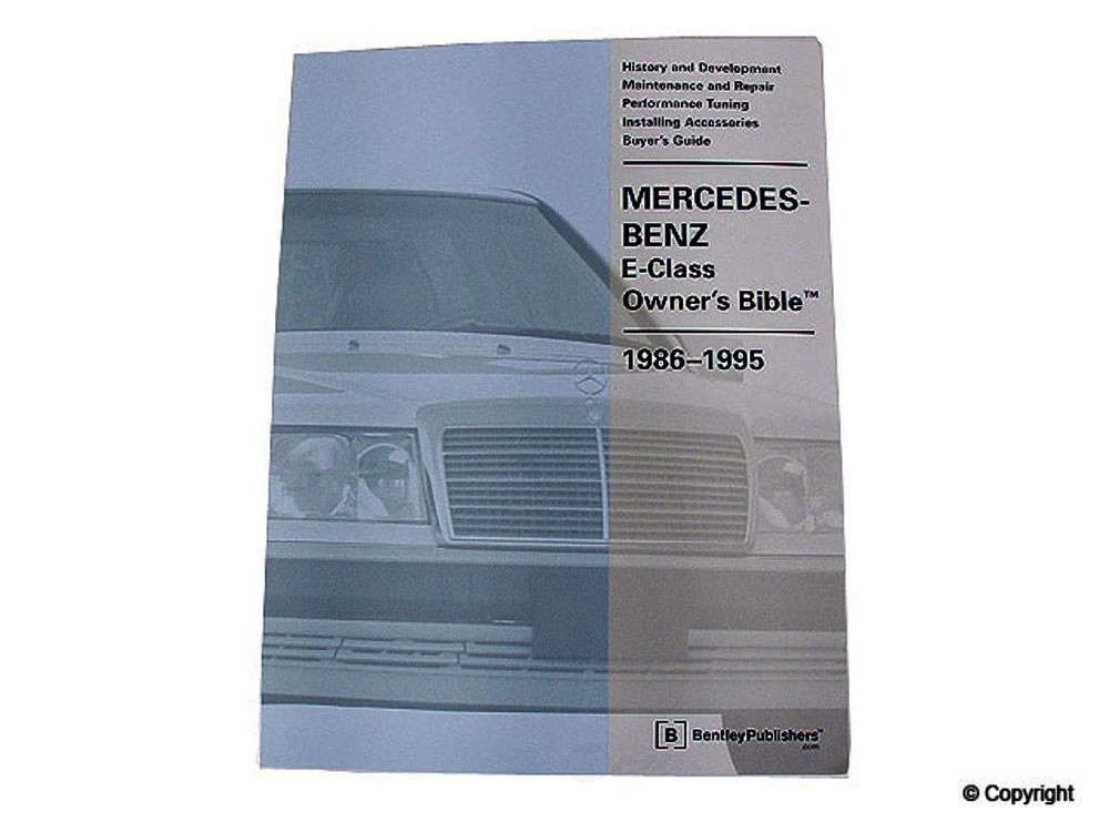 Bentley -  Repair Manual Repair Manual - WDX 989 33003 243