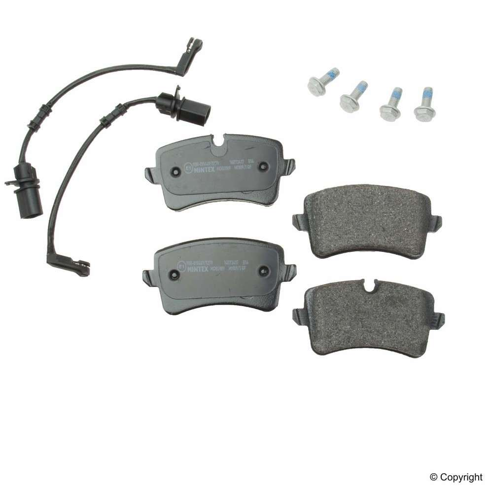 Mintex - Mintex Disc Brake Pad Set (Rear) - IMM MDB3189