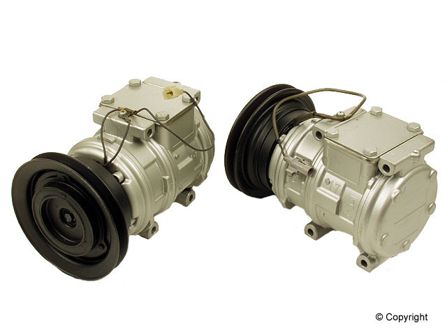 Arctic Air Reman - Arctic Air Remanufactured A\/C Compressor - WDX 656 37006 773