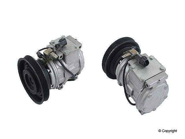 Arctic Air Reman - Arctic Air Remanufactured A\/C Compressor - WDX 656 37011 773