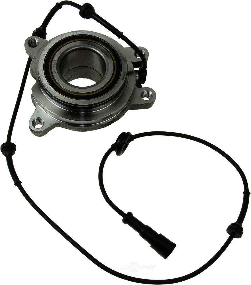 Nordic -  Axle Bearing and Hub Assembly - WDX 394 29005 679