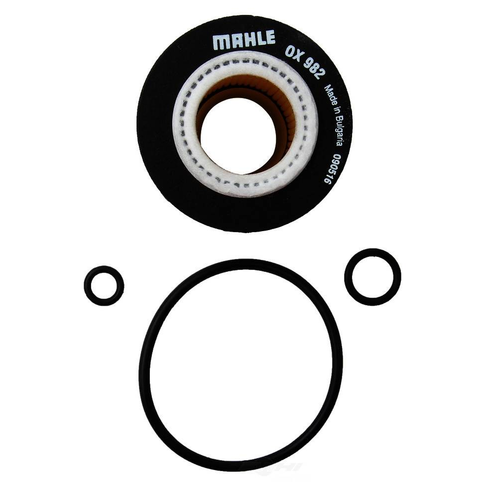 Mahle -  Engine Oil Filter - WDX 091 33042 057