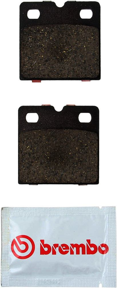 Brembo -  Parking Brake Pad Set - WDX 520 09710 253