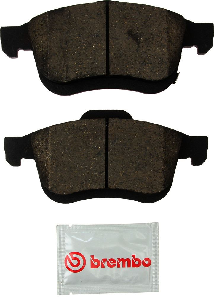 Brembo -  Disc Brake Pad Set - WDX 520 17210 253