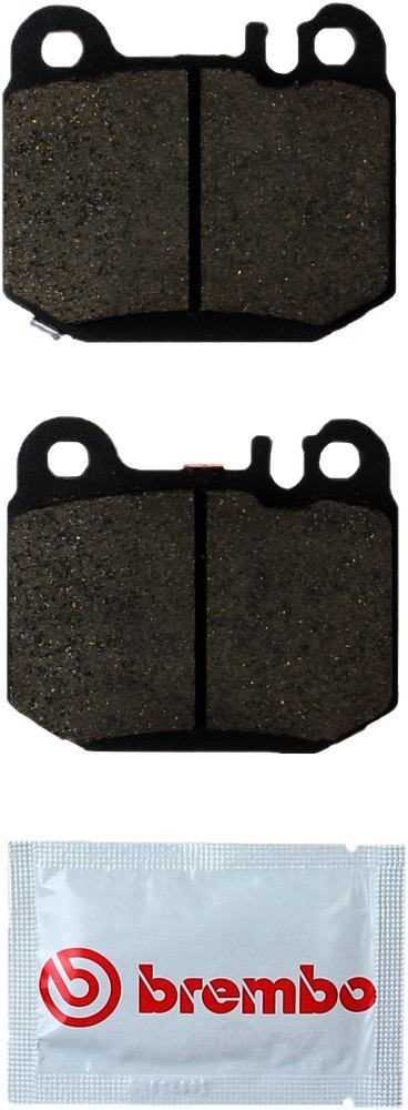 Brembo -  Disc Brake Pad Set - WDX 520 08740 253
