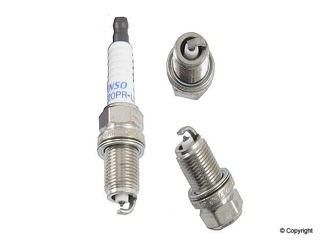 Denso Dbl Platinum - Denso Double Platinum Spark Plug - WDX 739 01002 116