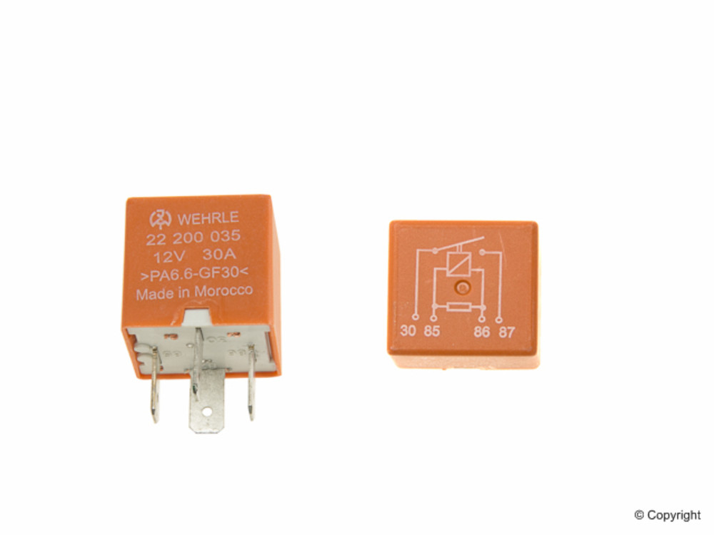 WD EXPRESS - Wehrle ABS Relay ABS Relay - WDX 835 29003 391