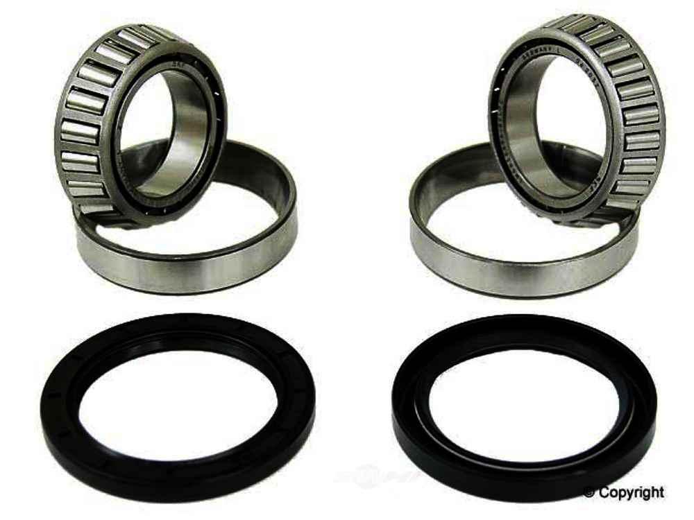 SKFWheel -  Bearing Kit (Rear) - WDX 396 26004 365