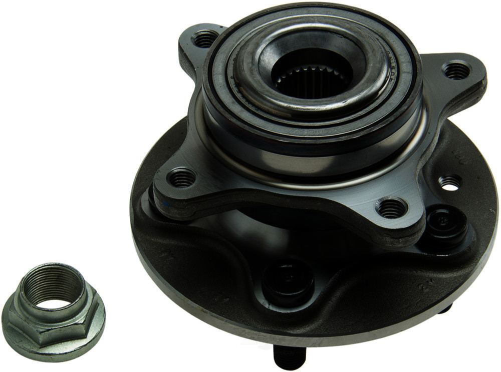 Genuine -  Axle Bearing and Hub Assembly - WDX 397 29007 001