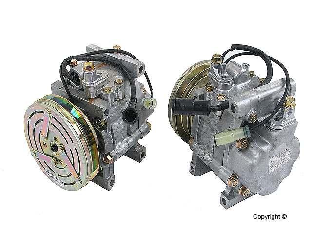 Ready Aire Reman - Ready Aire Remanufactured A/C Compressor - WDX 656 49002 793