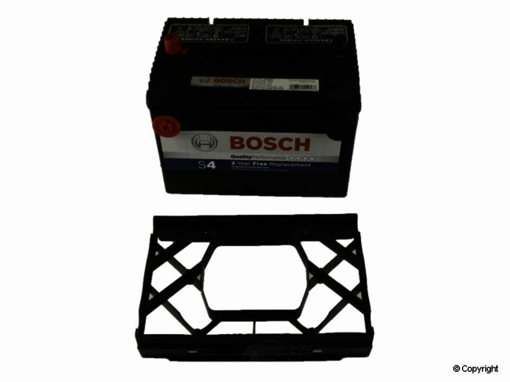 Bosch -  Quality Vehicle Battery - WDX 825 14064 461