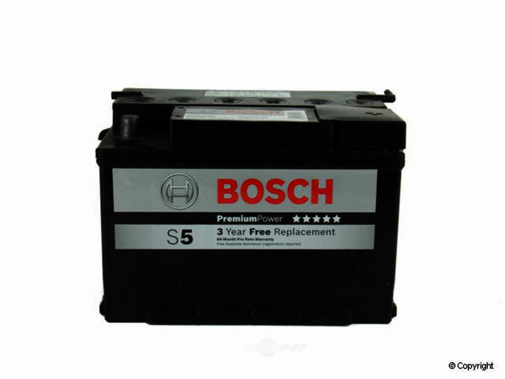 Bosch -  Premium Vehicle Battery - WDX 825 53048 460