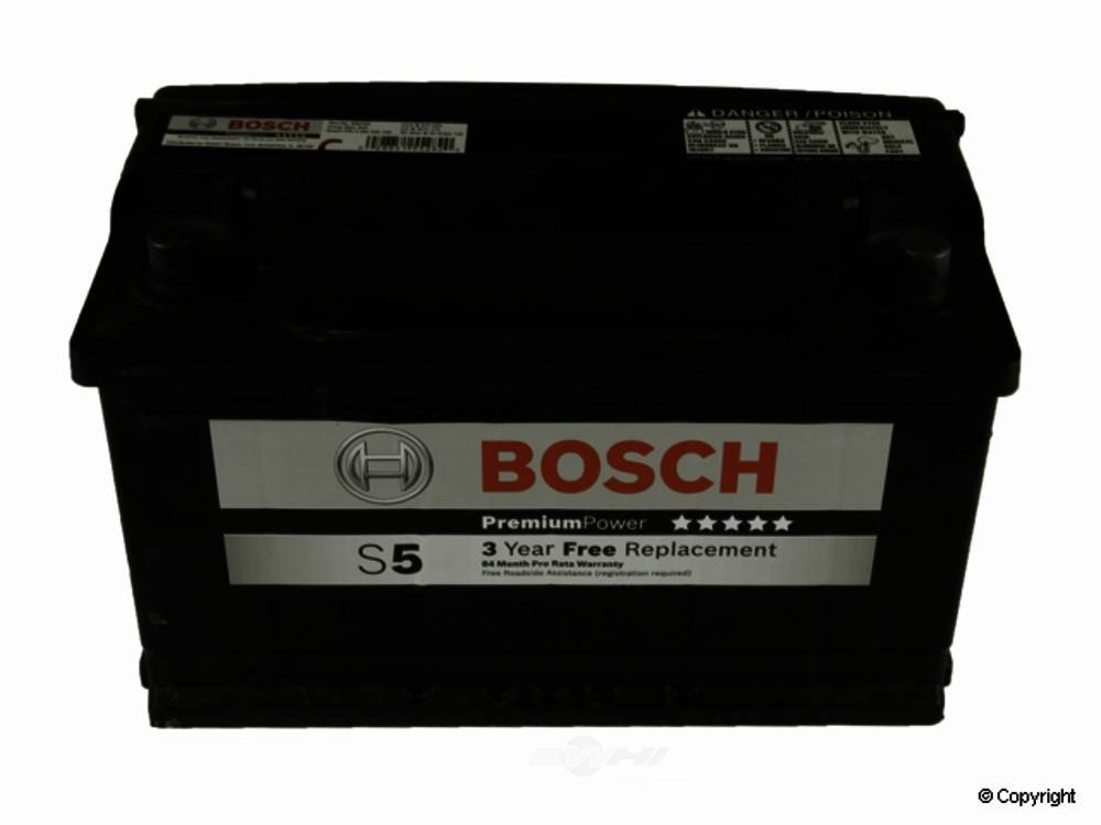 Bosch -  Premium Vehicle Battery - WDX 825 06094 460