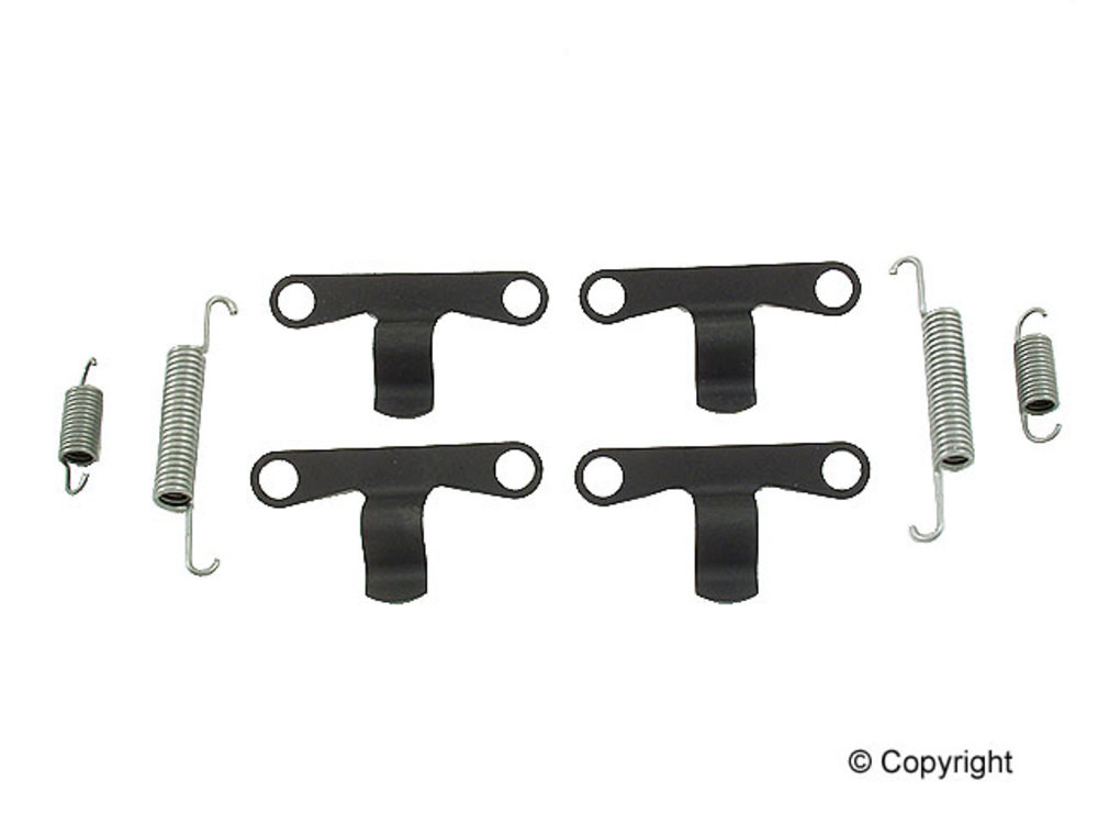 TRW -  Parking Brake Adjusting Screw Assembly (Rear) - IMM SFK82