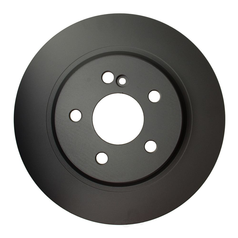 ATE -  Coated Disc Brake Rotor (Rear) - WDX 405 33121 529