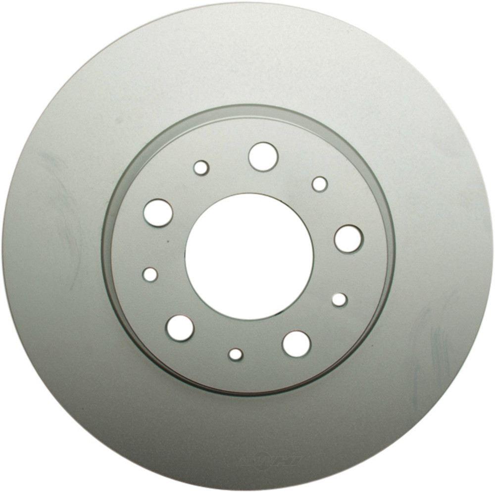 ATE -  Coated Disc Brake Rotor (Front) - WDX 405 53013 529