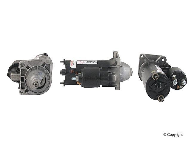 INTERAMERICAN MOTOR CORPORATION - Bosch Remanufactured Starter Motor - IMO SR 0485 X