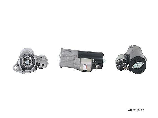 Bosch Reman - Bosch Remanufactured Starter Motor - WDX 703 54054 103