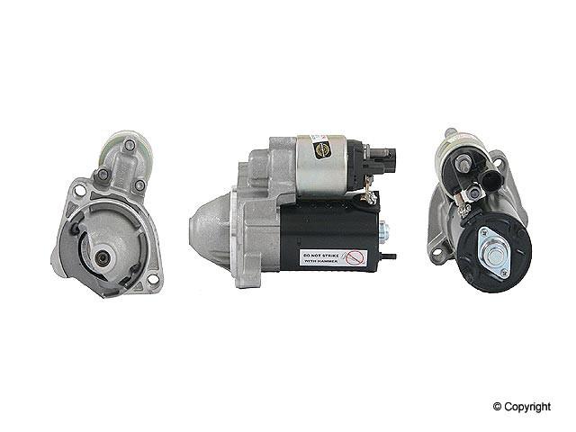 Bosch Reman - Bosch Remanufactured Starter Motor - WDX 703 54049 103