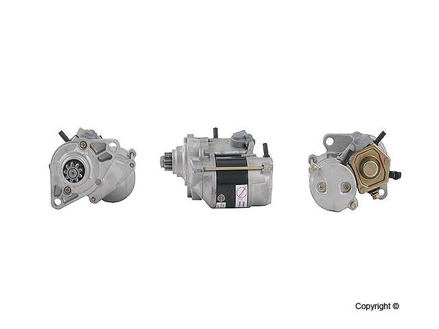 Bosch Reman - Bosch Remanufactured Starter Motor - WDX 703 21017 103